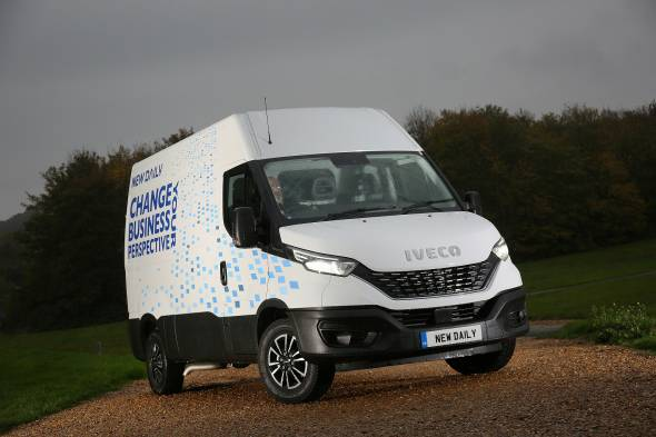 Iveco Daily review