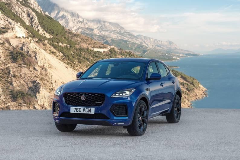 Jaguar E-PACE review