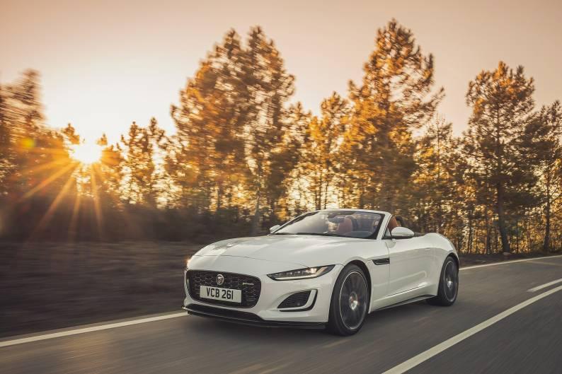 Jaguar F-TYPE Convertible review