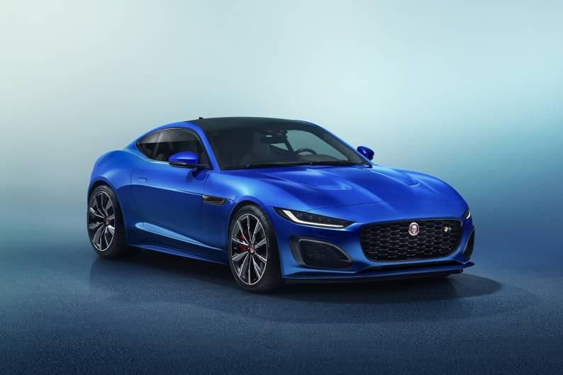 Jaguar F-TYPE Coupe review