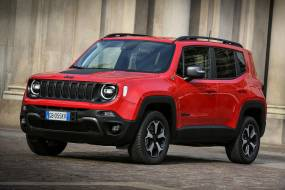 Jeep Renegade 4xe review