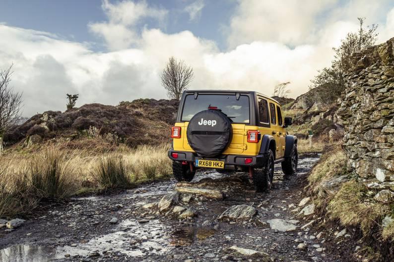 Jeep Wrangler Rubicon review