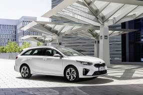 Kia Ceed Sportswagon PHEV review