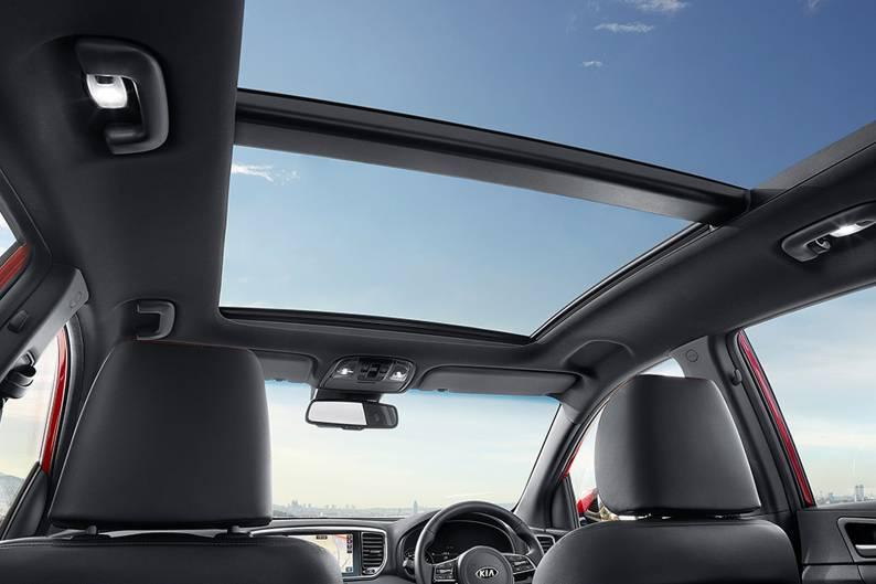Kia Sportage 1.6 CRDi 134bhp 48V review