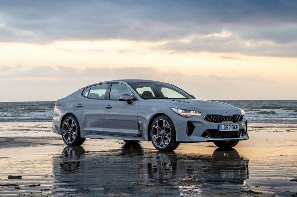 Kia Stinger GT S review