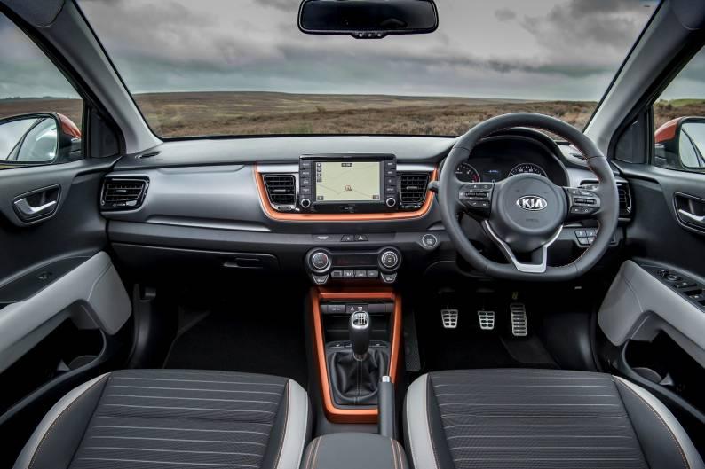 Kia Stonic 1.0 T-GDI review