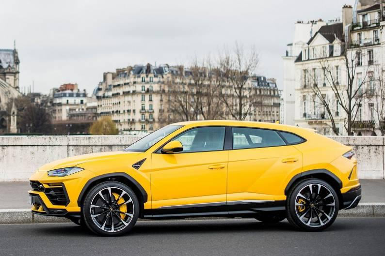 Lamborghini Urus review
