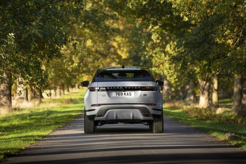 Land Rover Range Rover Evoque P300e PHEV review