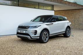 Land Rover Range Rover Evoque P300e PHEV review