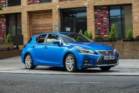 Lexus CT 200h review