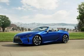 Lexus LC Convertible review