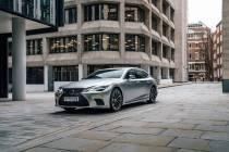 Lexus LS 500h review