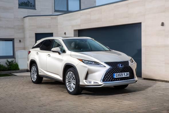 Lexus RX L review
