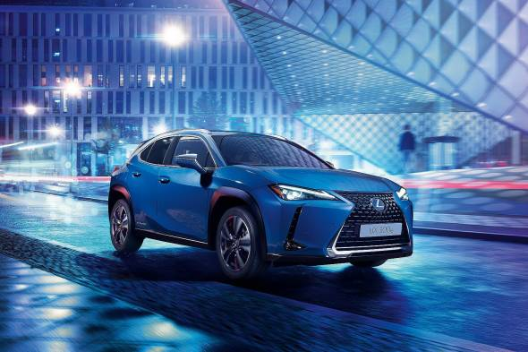 Lexus UX 300e review
