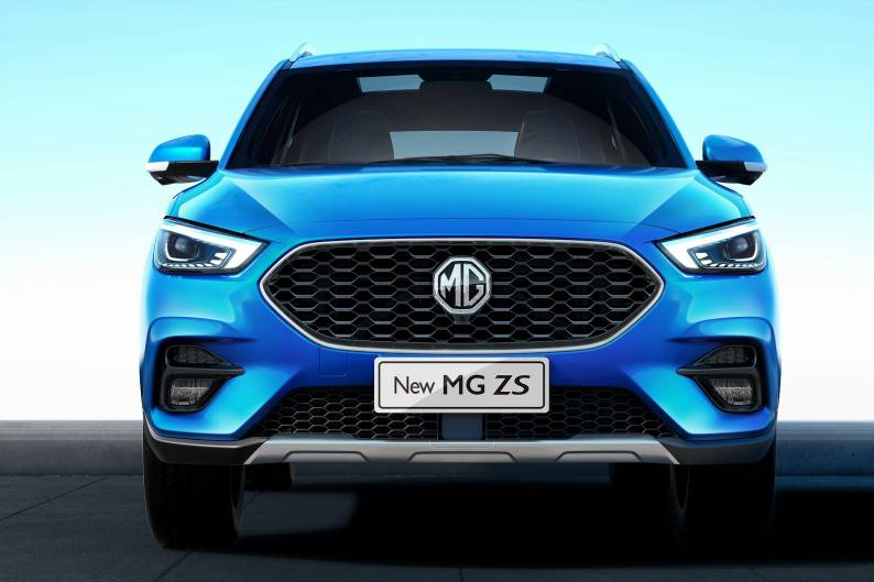 MG ZS review