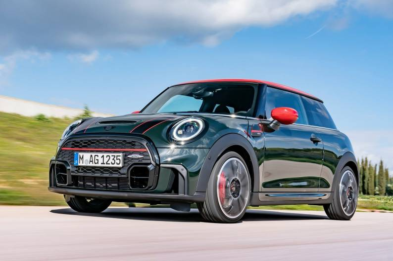 MINI 3-Door Hatch John Cooper Works review
