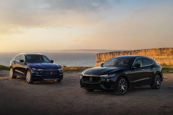 Maserati Levante review