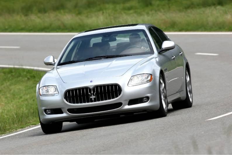 Maserati Quattroporte (2004 - 2013) used car review
