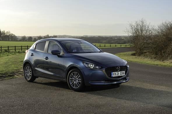 Mazda2 review
