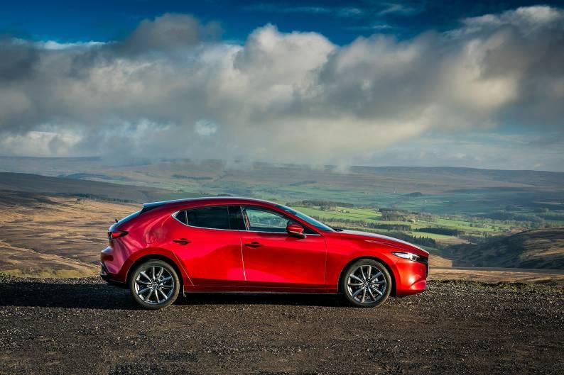 Mazda3 Skyactiv-G review