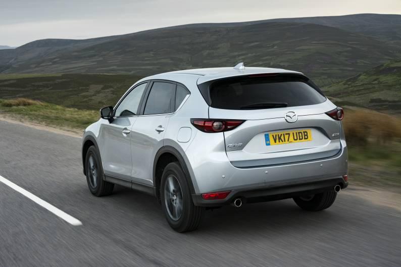 Mazda CX-5 SKYACTIV-D 150PS review