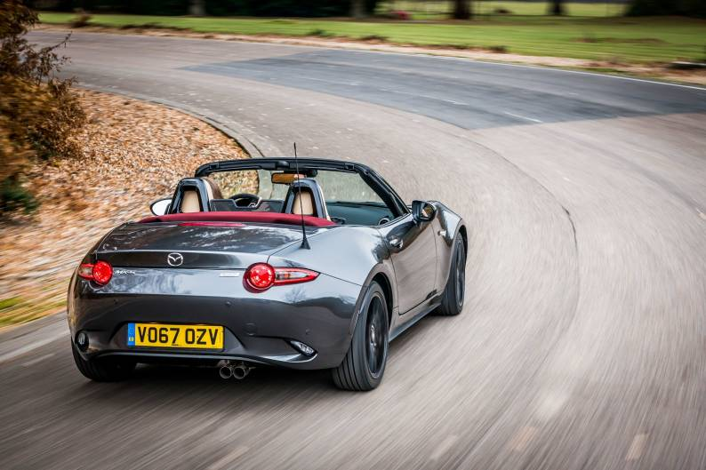 Mazda MX-5 Z-Sport review