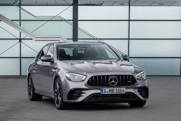 Mercedes-AMG E 53 4MATIC+ Saloon/Estate review