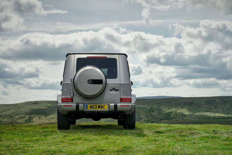 Mercedes-AMG G 63 review