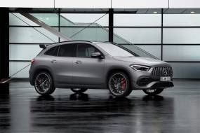Mercedes-AMG GLA 45 S 4MATIC+ review