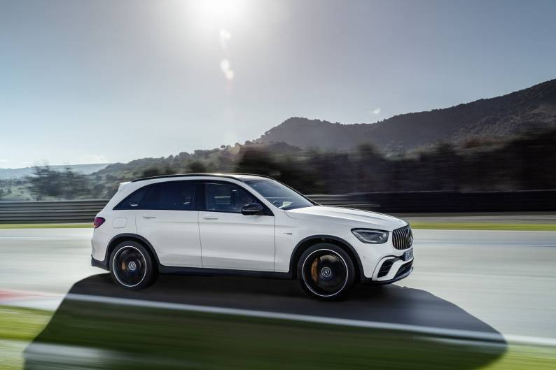 Mercedes-AMG GLC 63 4MATIC+ review