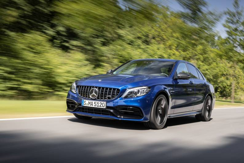 Mercedes-AMG C 63 review