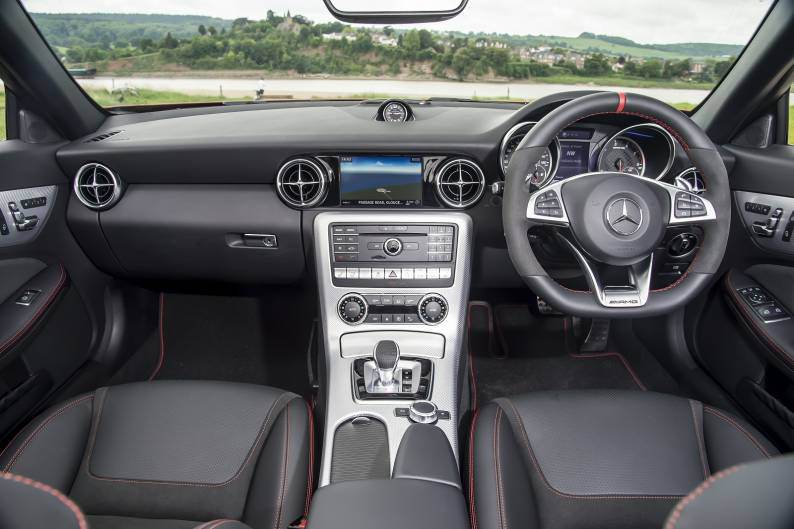 Mercedes-AMG SLC 43 review