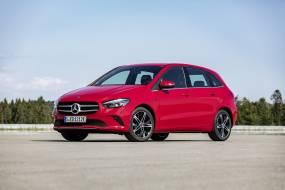Mercedes-Benz B 250e review