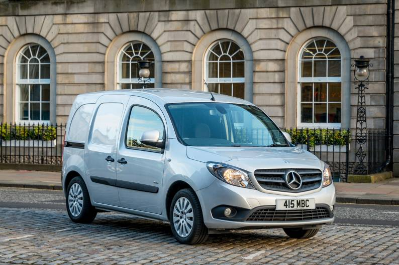 Mercedes-Benz Citan review