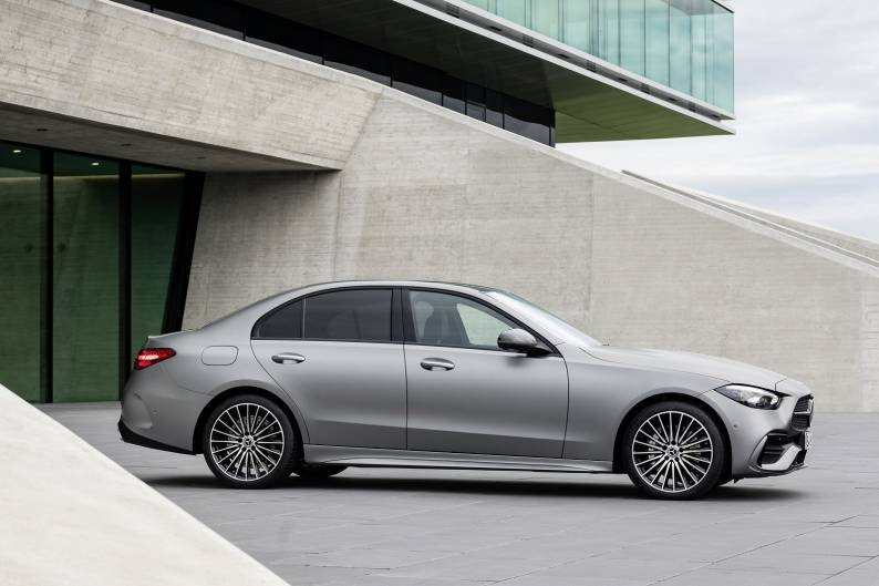 Mercedes-Benz C-Class review