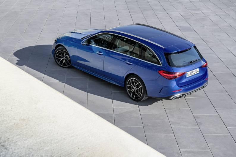 Mercedes-Benz C-Class Estate review