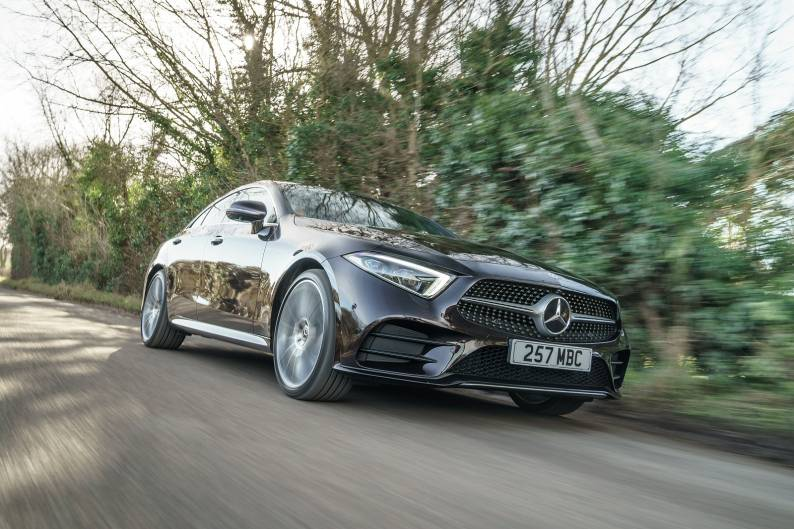 Mercedes-Benz CLS 400d 4MATIC review