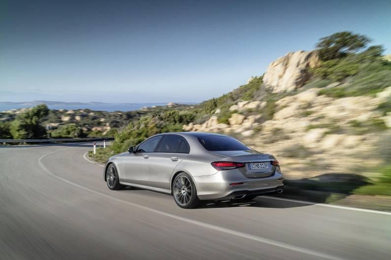 Mercedes-Benz E-Class E220d review