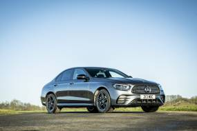 Mercedes-Benz E300 de review