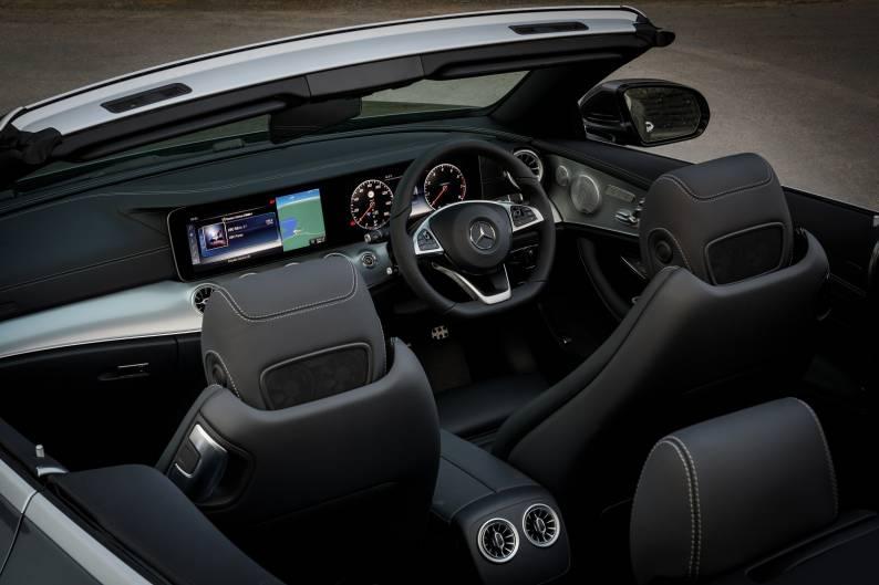 Mercedes-Benz E-Class Cabriolet E400 4MATIC review