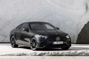 Mercedes-Benz E-Class Coupe review