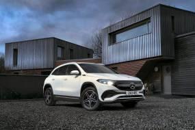 Mercedes-Benz EQA review