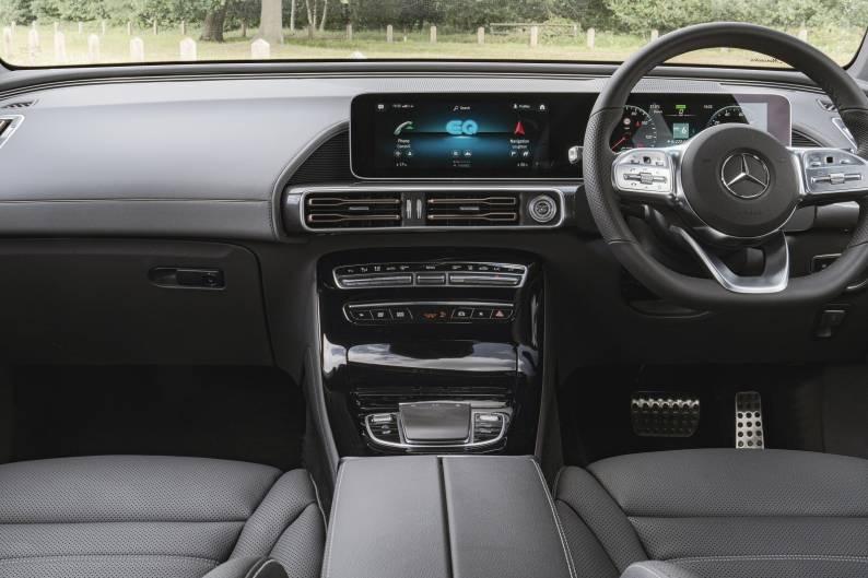 Mercedes-Benz EQC review