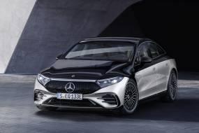 Mercedes-Benz EQS review
