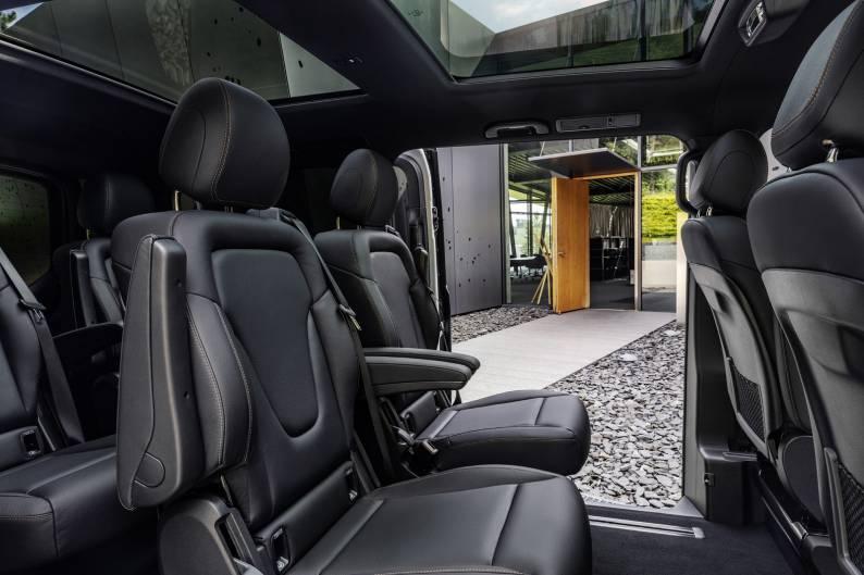 Mercedes-Benz EQV review