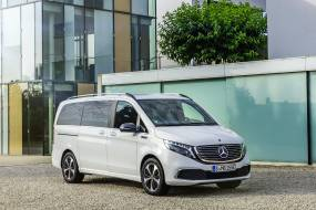 Mercedes-Benz EQV review