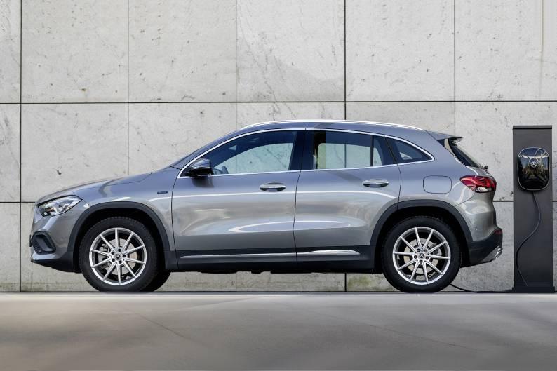 Mercedes-Benz GLA 250e review