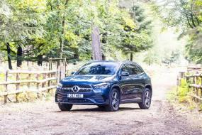 Mercedes-Benz GLA 250 e review