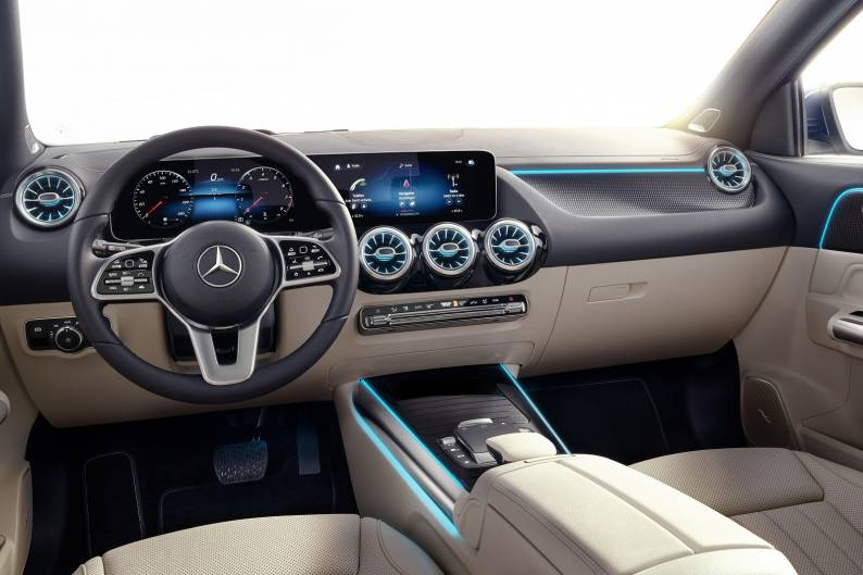 Mercedes-Benz GLA review