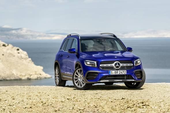 Mercedes-Benz GLB review